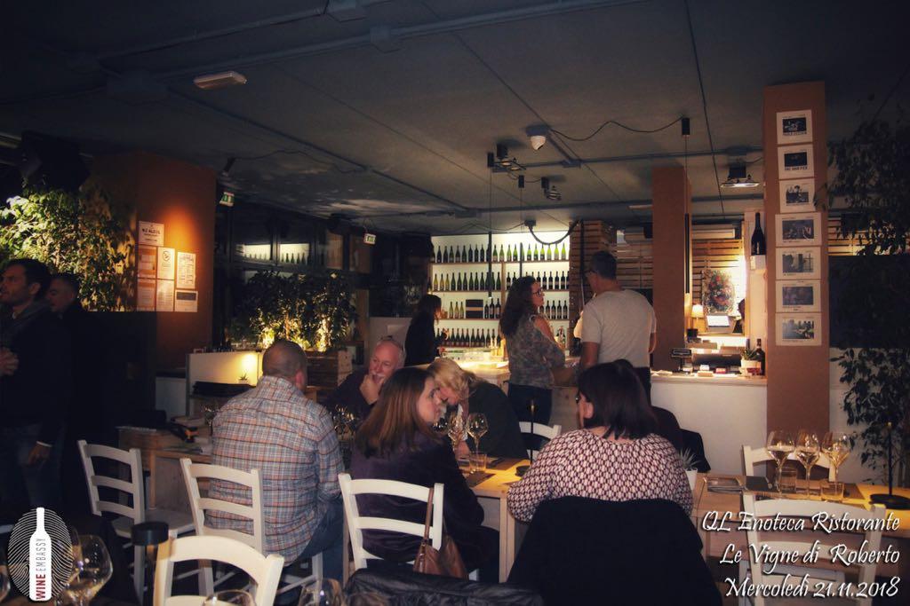 foto Evento Wine Embassy – Qle Vigne di Roberto Novembre 2018 28