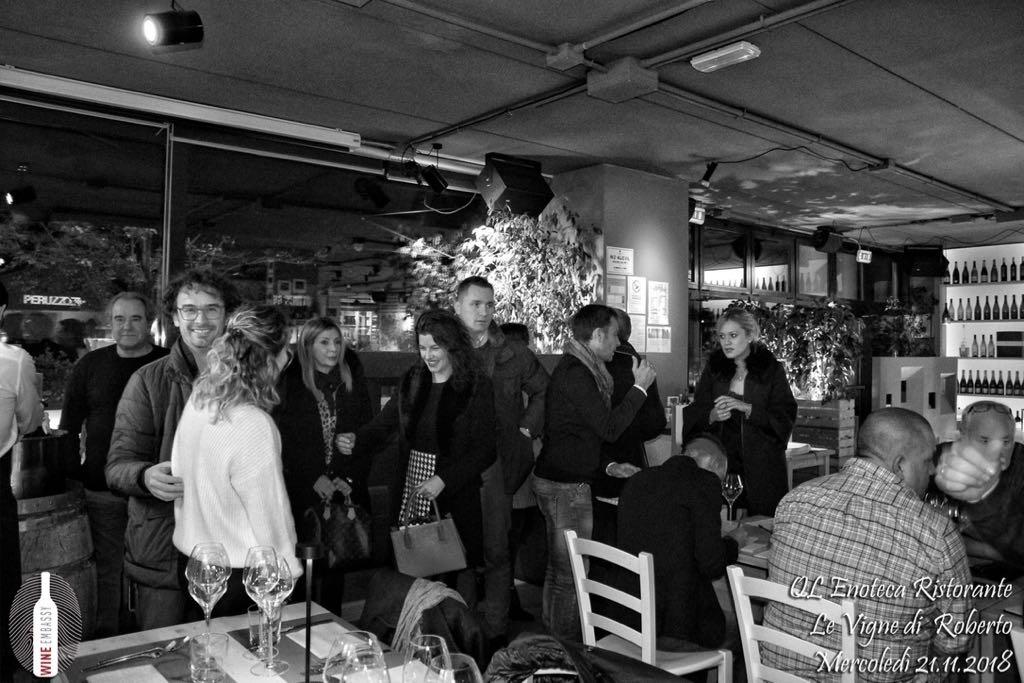foto Evento Wine Embassy – Qle Vigne di Roberto Novembre 2018 31