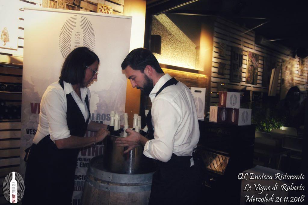 foto Evento Wine Embassy – Qle Vigne di Roberto Novembre 2018 35