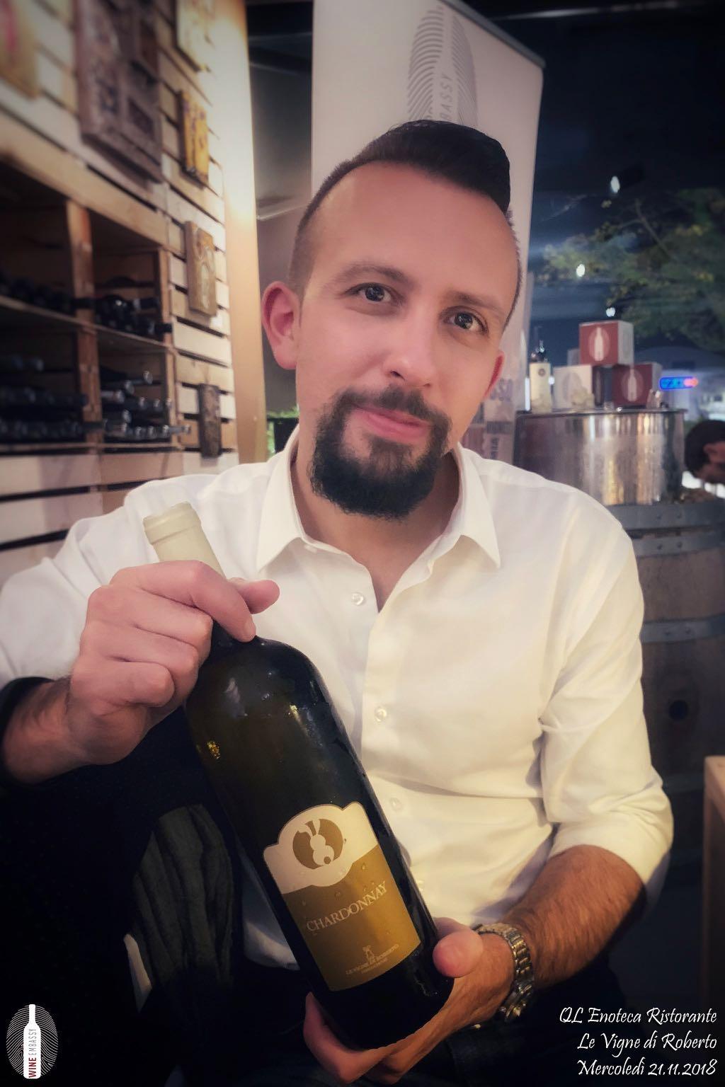 foto Evento Wine Embassy – Qle Vigne di Roberto Novembre 2018 5