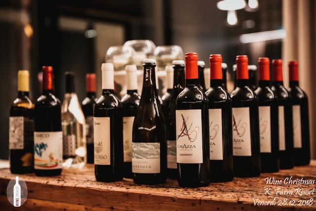 foto Evento Wine Embassy – Wine Christmas @ K-Farm 2018 – 17