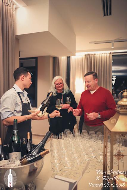 foto Evento Wine Embassy – Wine Christmas @ K-Farm 2018 – 27