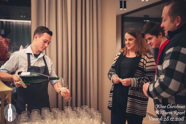 foto Evento Wine Embassy – Wine Christmas @ K-Farm 2018 – 29
