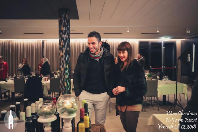 foto Evento Wine Embassy – Wine Christmas @ K-Farm 2018 – 34