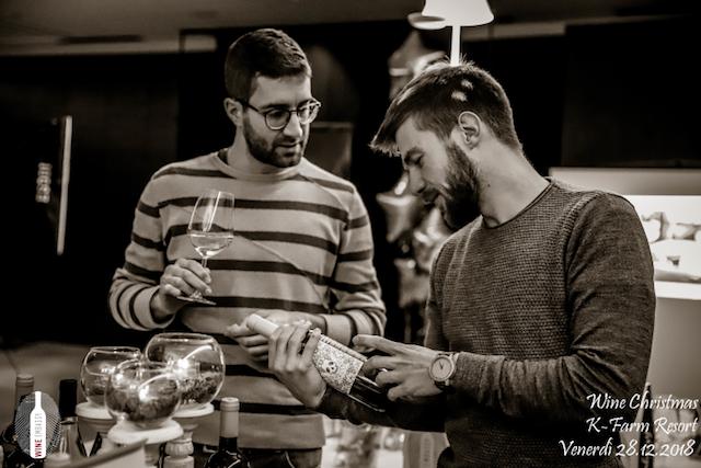 foto Evento Wine Embassy – Wine Christmas @ K-Farm 2018 – 37
