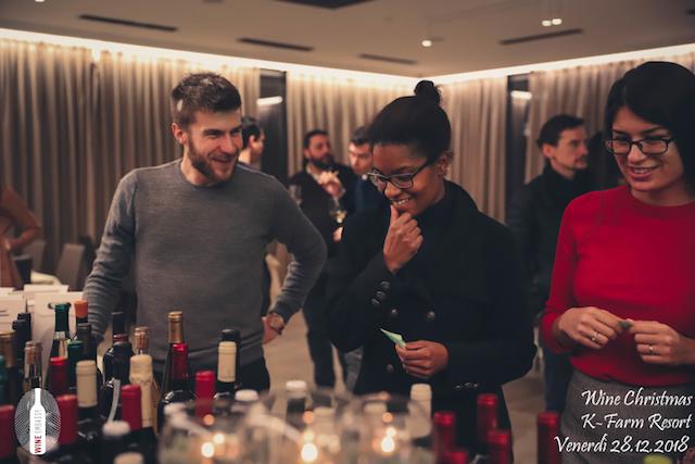 foto Evento Wine Embassy – Wine Christmas @ K-Farm 2018 – 40