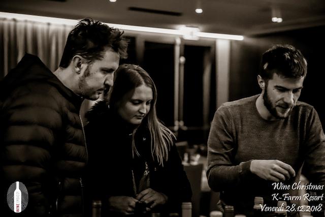foto Evento Wine Embassy – Wine Christmas @ K-Farm 2018 – 43