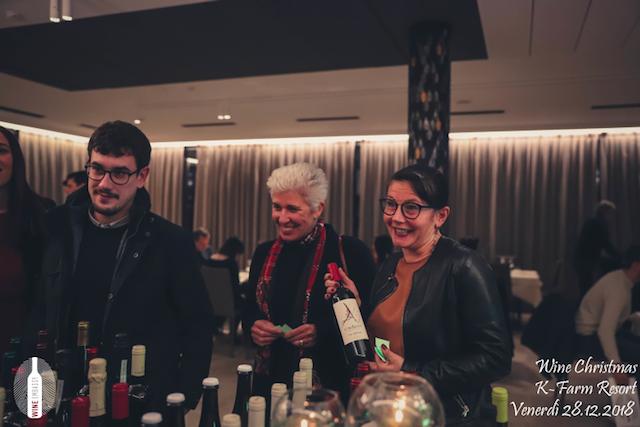 foto Evento Wine Embassy – Wine Christmas @ K-Farm 2018 – 44