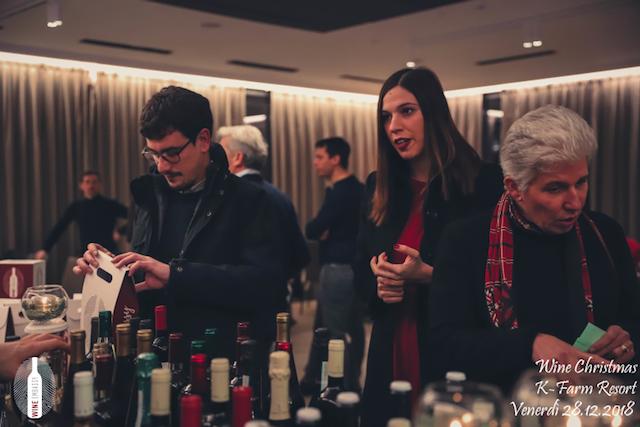 foto Evento Wine Embassy – Wine Christmas @ K-Farm 2018 – 45