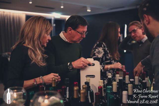 foto Evento Wine Embassy – Wine Christmas @ K-Farm 2018 – 48