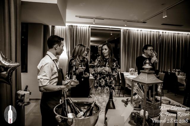 foto Evento Wine Embassy – Wine Christmas @ K-Farm 2018 – 54