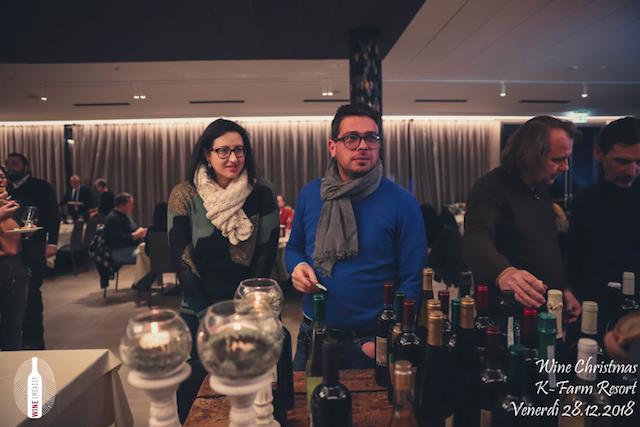 foto Evento Wine Embassy – Wine Christmas @ K-Farm 2018 – 55