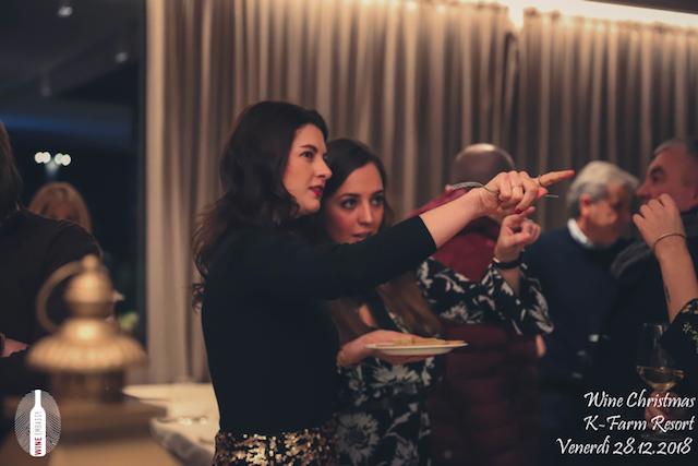 foto Evento Wine Embassy – Wine Christmas @ K-Farm 2018 – 57