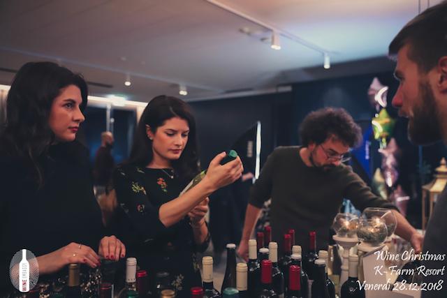 foto Evento Wine Embassy – Wine Christmas @ K-Farm 2018 – 64