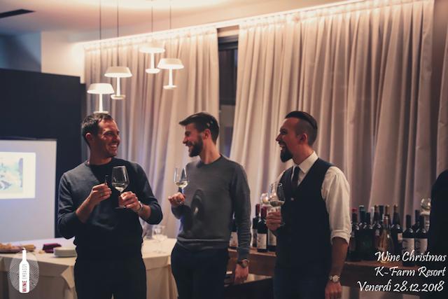 foto Evento Wine Embassy – Wine Christmas @ K-Farm 2018 – 71