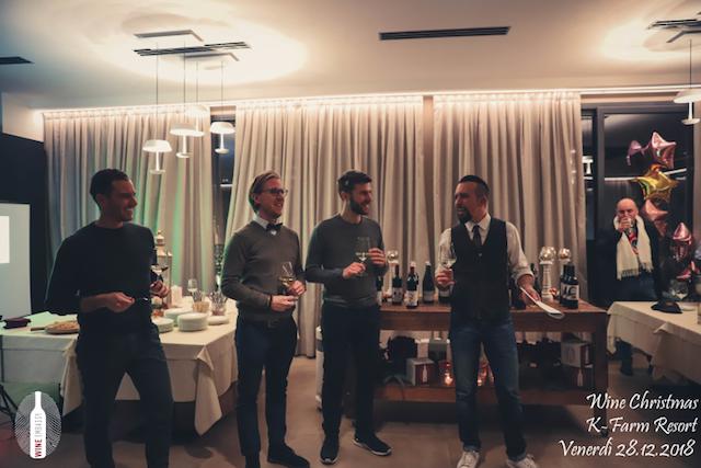 foto Evento Wine Embassy – Wine Christmas @ K-Farm 2018 – 72