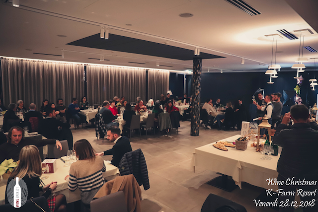 foto Evento Wine Embassy – Wine Christmas @ K-Farm 2018 – 74