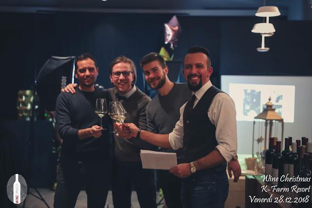 foto Evento Wine Embassy – Wine Christmas @ K-Farm 2018 – 75