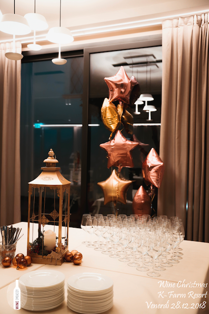 foto Evento Wine Embassy – Wine Christmas @ K-Farm 2018 – 8