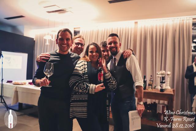foto Evento Wine Embassy – Wine Christmas @ K-Farm 2018 – 81