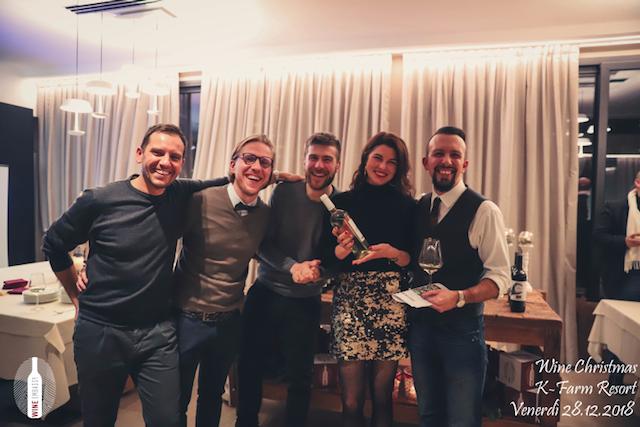 foto Evento Wine Embassy – Wine Christmas @ K-Farm 2018 – 84