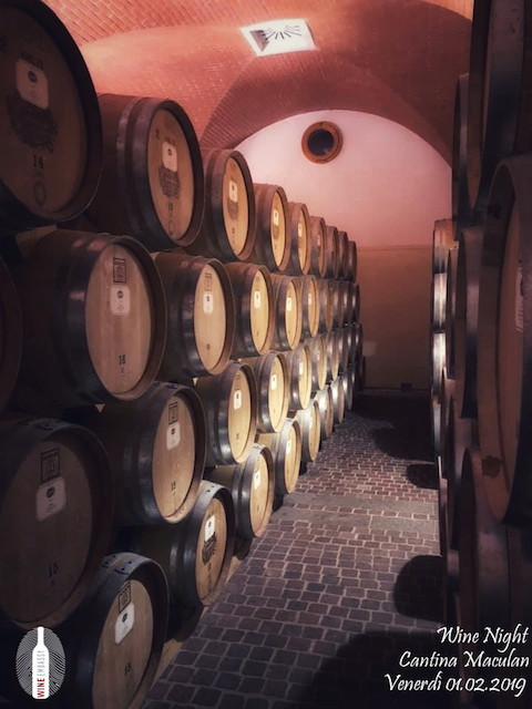 foto Evento Wine Embassy – Wine Night @ Maculan – 01 Febbraio 2019 31