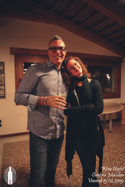 foto Evento Wine Embassy – Wine Night @ Maculan – 15 Febbraio 2019 – 12