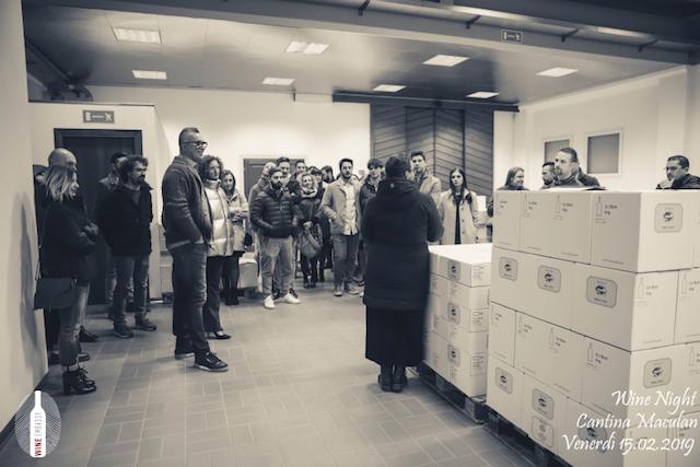 foto Evento Wine Embassy – Wine Night @ Maculan – 15 Febbraio 2019 – 13