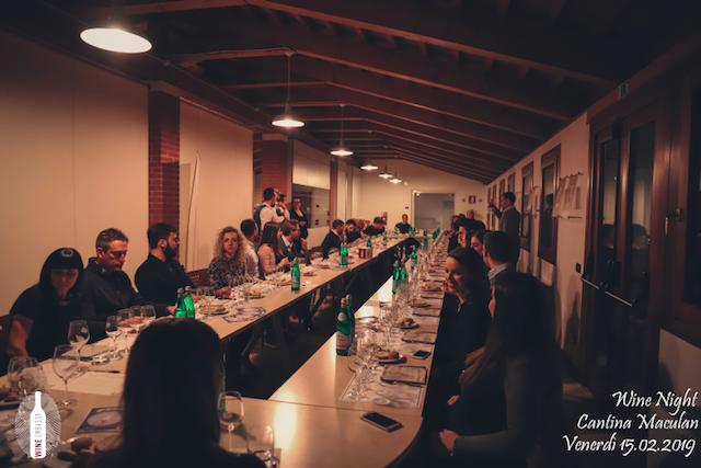 foto Evento Wine Embassy – Wine Night @ Maculan – 15 Febbraio 2019 – 15