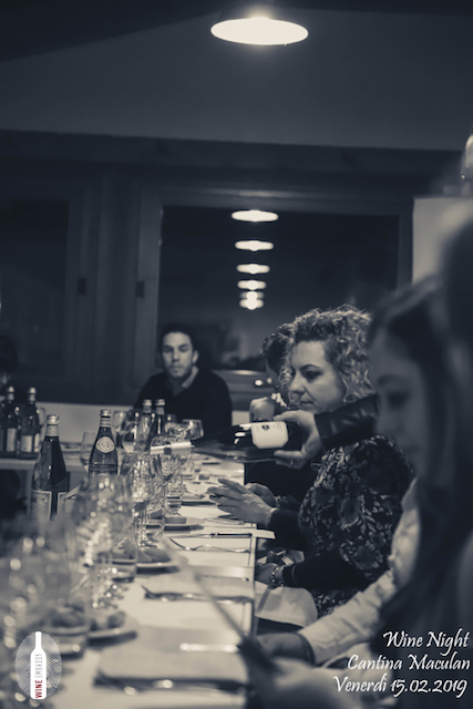 foto Evento Wine Embassy – Wine Night @ Maculan – 15 Febbraio 2019 – 18