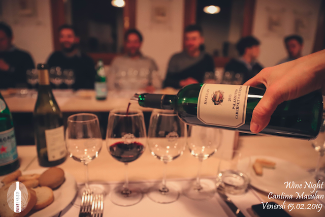 foto Evento Wine Embassy – Wine Night @ Maculan – 15 Febbraio 2019 – 22
