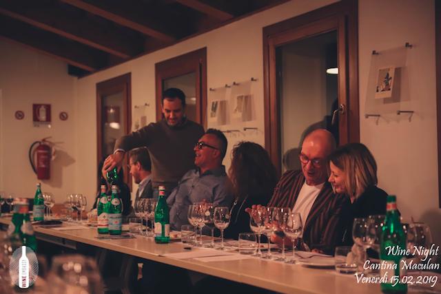 foto Evento Wine Embassy – Wine Night @ Maculan – 15 Febbraio 2019 – 23