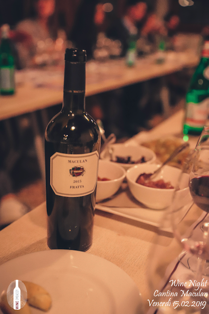 foto Evento Wine Embassy – Wine Night @ Maculan – 15 Febbraio 2019 – 25