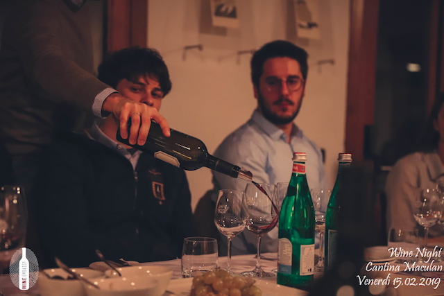 foto Evento Wine Embassy – Wine Night @ Maculan – 15 Febbraio 2019 – 26