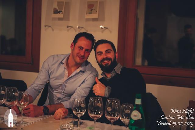 foto Evento Wine Embassy – Wine Night @ Maculan – 15 Febbraio 2019 – 27