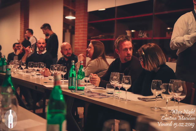 foto Evento Wine Embassy – Wine Night @ Maculan – 15 Febbraio 2019 – 29