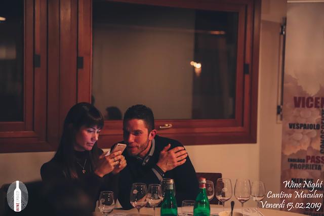 foto Evento Wine Embassy – Wine Night @ Maculan – 15 Febbraio 2019 – 30