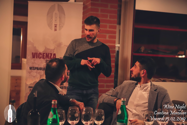 foto Evento Wine Embassy – Wine Night @ Maculan – 15 Febbraio 2019 – 32