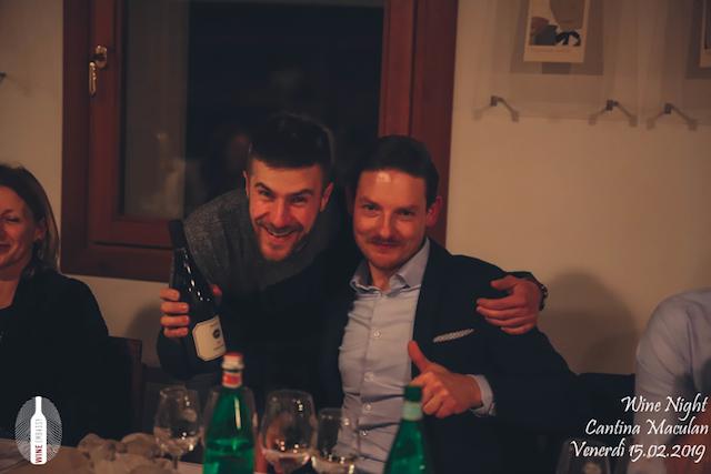 foto Evento Wine Embassy – Wine Night @ Maculan – 15 Febbraio 2019 – 38