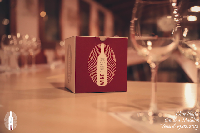 foto Evento Wine Embassy – Wine Night @ Maculan – 15 Febbraio 2019 – 40