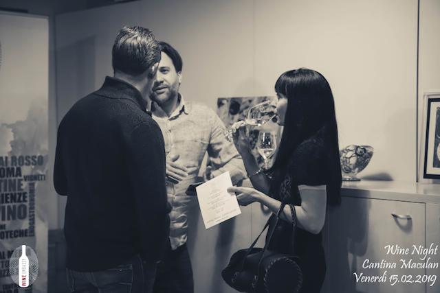 foto Evento Wine Embassy – Wine Night @ Maculan – 15 Febbraio 2019 – 47