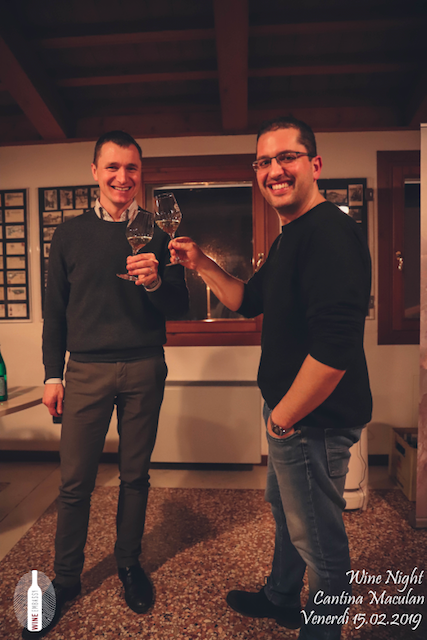 foto Evento Wine Embassy – Wine Night @ Maculan – 15 Febbraio 2019 – 49