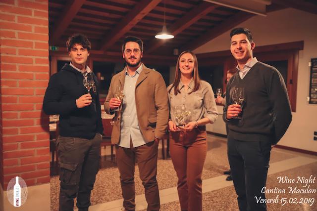 foto Evento Wine Embassy – Wine Night @ Maculan – 15 Febbraio 2019 – 50