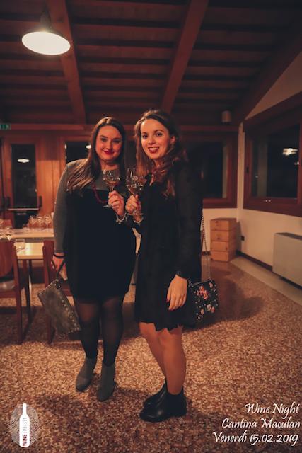 foto Evento Wine Embassy – Wine Night @ Maculan – 15 Febbraio 2019 – 52