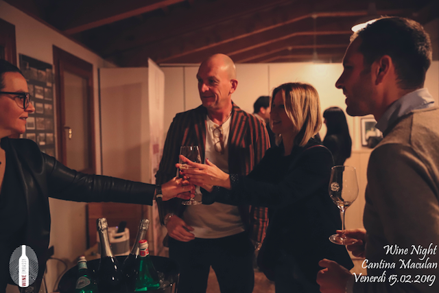 foto Evento Wine Embassy – Wine Night @ Maculan – 15 Febbraio 2019 – 53