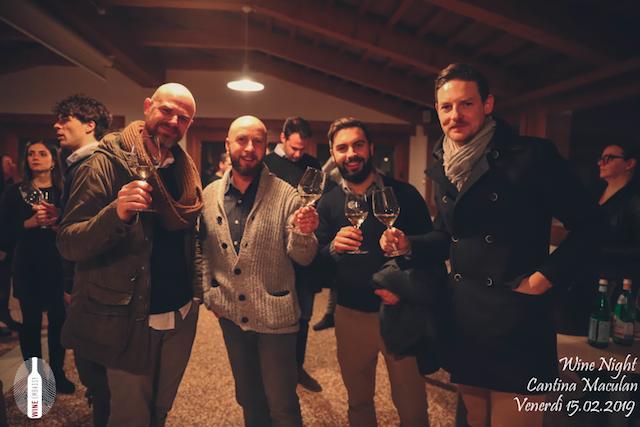 foto Evento Wine Embassy – Wine Night @ Maculan – 15 Febbraio 2019 – 9