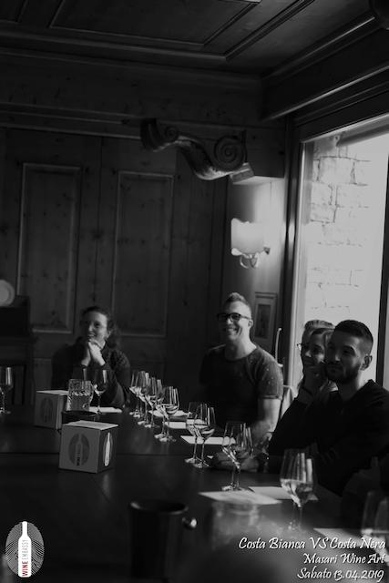foto Evento Wine Embassy – Costa Bianca Vs costa Nera @ Masari – 13 aprile 2019 – 11