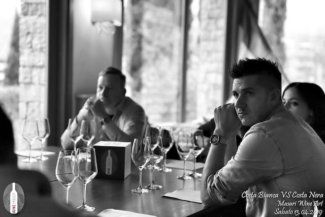 foto Evento Wine Embassy – Costa Bianca Vs costa Nera @ Masari – 13 aprile 2019 – 12
