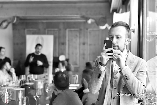 foto Evento Wine Embassy – Costa Bianca Vs costa Nera @ Masari – 13 aprile 2019 – 14