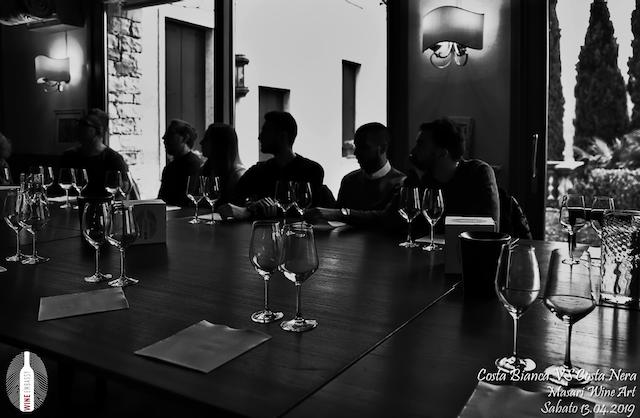 foto Evento Wine Embassy – Costa Bianca Vs costa Nera @ Masari – 13 aprile 2019 – 15